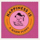 Happiness Is a Warm Puppy (Peanuts) Cover Image
