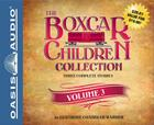 The Boxcar Children Collection Volume 37 (Library Edition): The Rock 'N' Roll Mystery, The Secret of the Mask, The Seattle Puzzle Cover Image