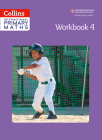 Collins International Primary Maths – Workbook 4 Cover Image
