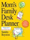 Mom's Family Desk Planner 2013 Cover Image