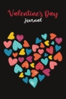 Valentine's Day Journal: Beautiful Valentines Day Gift Cover Image