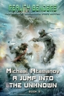 A Jump into the Unknown (Reality Benders Book 5): LitRPG Series Cover Image