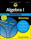 Algebra I Workbook for Dummies Cover Image