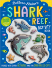 Shark Reef Activity Book Cover Image
