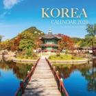 Korea Calendar 2020: 16 Month Calendar Cover Image