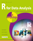 R for Data Analysis in Easy Steps - R Programming Essentials Cover Image
