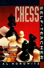 Chess Self-Teacher: Eight Lessons with Quizzes and Reviews Cover Image