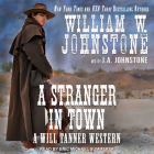 A Stranger in Town (Will Tanner #2) Cover Image