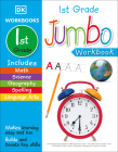 Jumbo 1st Grade Workbook Cover Image