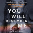 You Will Remember Me Lib/E Cover Image