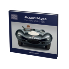 Jaguar D-type: The story of XKD 526 (Porter Profiles) Cover Image