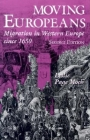 Moving Europeans: Migration in Western Europe Since 1650 (Interdisciplinary Studies in History) Cover Image