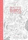 Beautiful Birds Coloring Book Cover Image