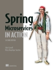 Spring Microservices in Action, Second Edition Cover Image