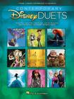 Contemporary Disney Duets: Intermediate to Advanced Level Cover Image