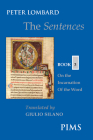 The Sentences: Book 3: On the Incarnation of the Word Cover Image