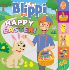Blippi: Happy Easter! (Board Books with Tabs) Cover Image