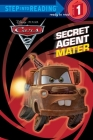 Secret Agent Mater (Disney/Pixar Cars 2) (Step into Reading) Cover Image