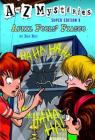 A to Z Mysteries Super Edition #9: April Fools' Fiasco Cover Image