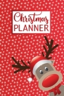 Christmas Planner: The Ultimate Organizer - with Holiday Shopping List, Gift Planner, Online Order and Greeting Card Address Book Tracker Cover Image