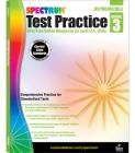 Spectrum Test Practice, Grade 3 Cover Image