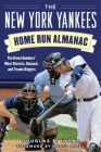 The New York Yankees Home Run Almanac: The Bronx Bombers' Most Historic, Unusual, and Titanic Dingers Cover Image