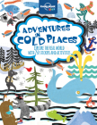 Adventures in Cold Places, Activities and Sticker Books Cover Image
