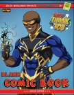 Blank Comic Book: Create Your Own Comics With This Comic Book Journal Notebook: 120 Pages Large Big 8.5 x 11 Cartoon / Comic Book With L Cover Image
