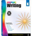Spectrum Writing, Grade K Cover Image