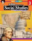 180 Days of Social Studies for Third Grade: Practice, Assess, Diagnose (180 Days of Practice) Cover Image