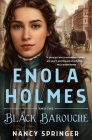 Enola Holmes and the Black Barouche Cover Image