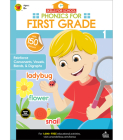 Skills for School Phonics for First Grade Cover Image