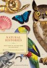 Natural Histories: Postcards of 60 Rare Book Illustrations Cover Image