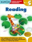 Grade 5 Reading (Kumon Reading Workbooks) Cover Image