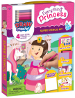 Drawmaster Princess and Unicorn: Super Stencil Kit: 4 Easy Steps to Draw Your Heroes Cover Image