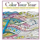 Color Your Year Engagement Calendar 2017 Cover Image