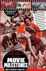 The Lost Films Fanzine Presents Movie Milestones #1: (B&W/Variant Cover C) Cover Image