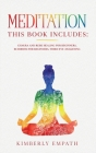 Meditation: This Book Includes: Chakra and Reiki Healing for Beginners, Buddhism for Beginners, Third Eye Awakening Cover Image
