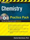 CliffsNotes Chemistry Practice Pack Cover Image