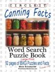 Circle It, Canning Facts, Word Search, Puzzle Book Cover Image