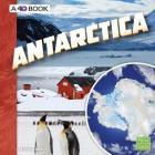Antarctica: A 4D Book Cover Image