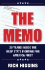 The Memo: Twenty Years Inside the Deep State Fighting for America First Cover Image