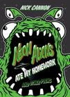Neon Aliens Ate My Homework and Other Poems Cover Image