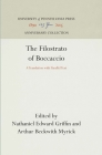 The Filostrato of Boccaccio Cover Image