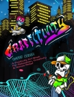 Graffitivity: A Positivity Art Book For Relaxation & Stress Relief Cover Image