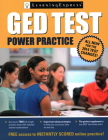 GED Test Power Practice Cover Image