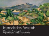 Impressionists Postcards (Impressionists Card Packs) Cover Image