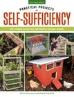 Practical Projects for Self-Sufficiency: DIY Projects to Get Your Self-Reliant Lifestyle Started Cover Image