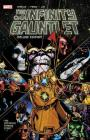 Infinity Gauntlet: Deluxe Edition Cover Image