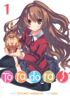 Toradora! (Light Novel) Vol. 1 Cover Image
